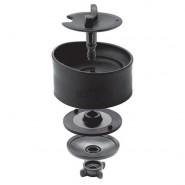 Kit de rechange pince, joint & valve pour bouchon Wide CAFE 2.0 -KLEAN KANTEEN