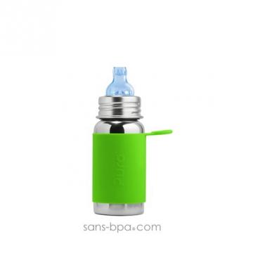 Gourde anti-fuite 550ml - Green