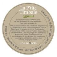 La Timbale inox 350 ml