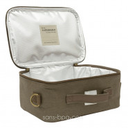 LunchBox XL isotherme OLIVE CHEVRON