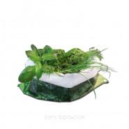 Sac à salades - Modèle Piments - PETIT