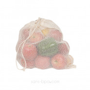 1 Sac à fruits filet NET