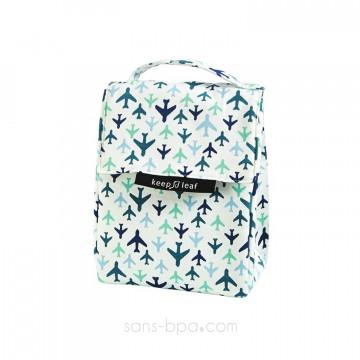 Sac isotherme Lunchbag - PLANE
