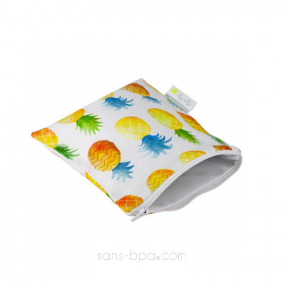 Sac Gourmandise PAINTERLY PINEAPPLE