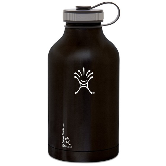 Bouteille inox NOIR Isotherme Hydro Flask - 1.9 litres