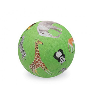 Balle caoutchouc 18 cm JUNGLE