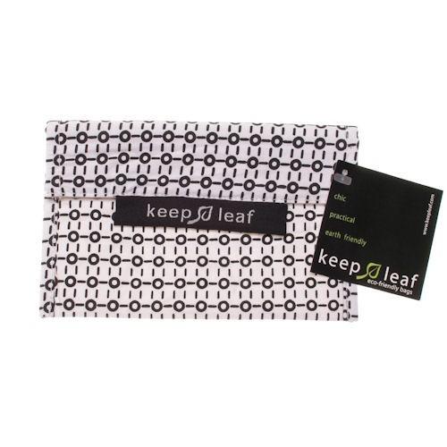 Pochette Mini' Modèle BLACK & WHITE de KEEP LEAF