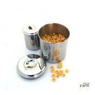 Boite cylindre 14 cm - Onyx