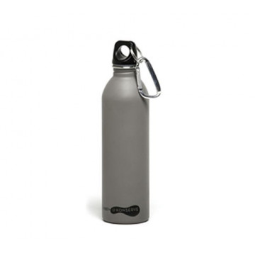 Gourde inox 600 ml - Ardoise - U Konserve