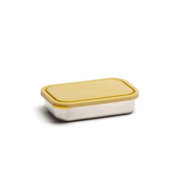 Boite inox rectangle Safran - U Konserve