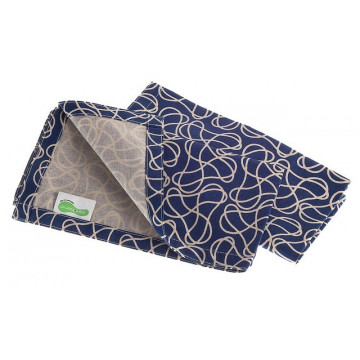 Serviette Set coton recyclé OCEAN