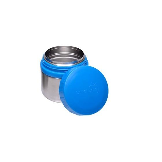 1 boite hermétique tout inox - Bleu - LUNCHBOTS