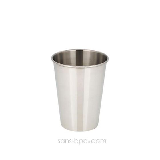 Verre inox - Silver - ECOCOCOON
