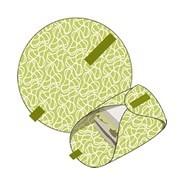 Emballage alimentaire vert réutilisable de KIDS KONSERVE
