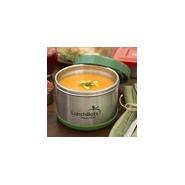 Boite repas isotherme & hermétique 500 ml - VERT - LUNCHBOTS