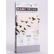 Mouchoir BIO Oiseaux - Hanky Book