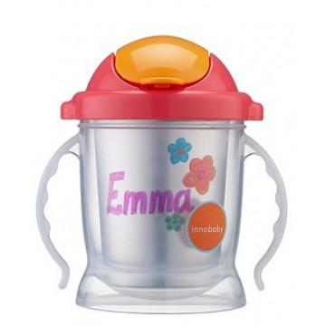 Tasse anti-fuite 250ml PINK