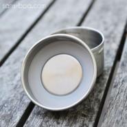 Mini boite hermétique inox 45 ml - ONYX