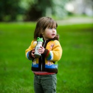 KID KANTEEN - DEW DROP - Gourde anti-Fuite inox 355 ml - INOX - KLEAN KANTEEN