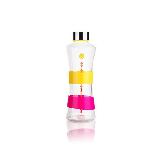 Bouteille verre YELLOW SQUEEZE - EQUA