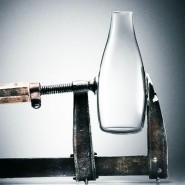 Bouteille verre 800 ml - Green - RETAP