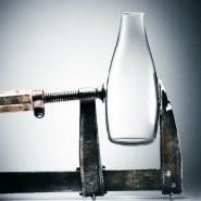 Bouteille verre 500 ml - Azur - RETAP