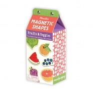 Fruits & Légumes magnétiques en bois - MudPuppy