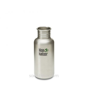 Gourde inox 500 ml SILVER