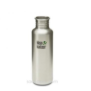 Gourde inox 800 ml SILVER