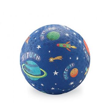 Balle caoutchouc 18 cm PLANET