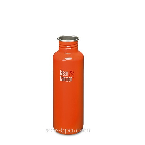 Gourde inox 800 ml GREEN