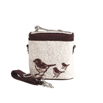 Cooler Bag OISEAUX BRUN