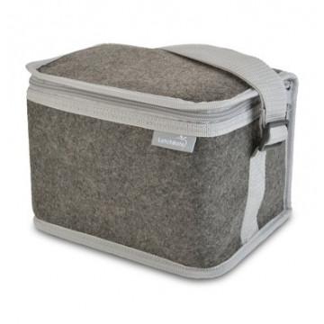 Sac isotherme tissu - Grey