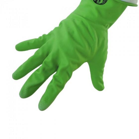 Gants latex écologique - Taille S