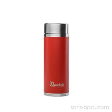Théière inox isotherme CERISE 300 ml