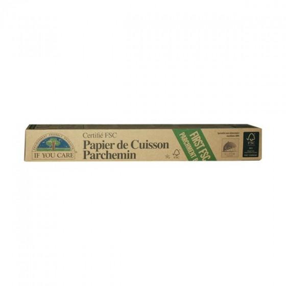 Papier cuisson écologique - If you Care