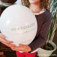 Lot 20 ballons latex naturel - sans-bpa.com