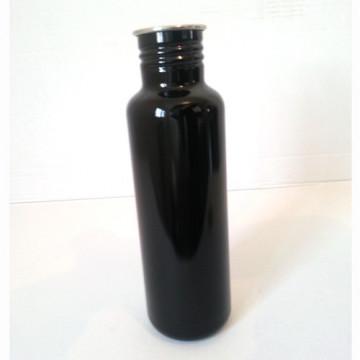 Gourde inox 800 ml noire - CABOSSE 58