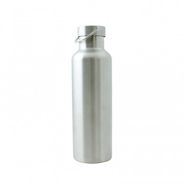 Bouteille isotherme 750 ml - Inox