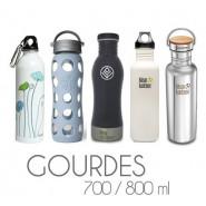 Gourdes 700 - 800 ml