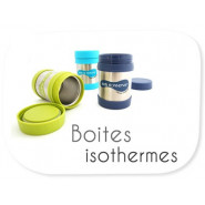 Boite repas isotherme