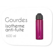 Gourdes isothermes 600 ml