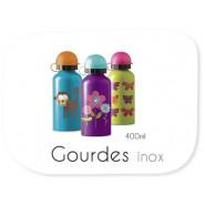 Gourdes inox 400 ml